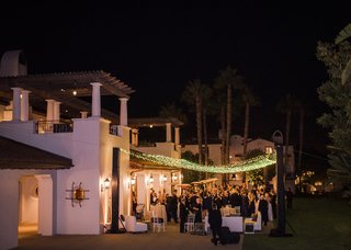 bacara-resort-santa-barbara-wedding-cocktail-hour-with-twinkle-lights