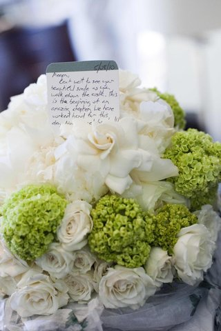 card-from-groom-in-two-toned-bridal-bouquet