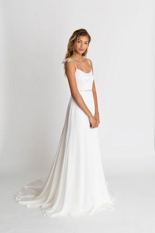 alexandra-grecco-fall-winter-2018-the-magic-hour-wedding-dress-stella-spaghetti-strap-gown-feather