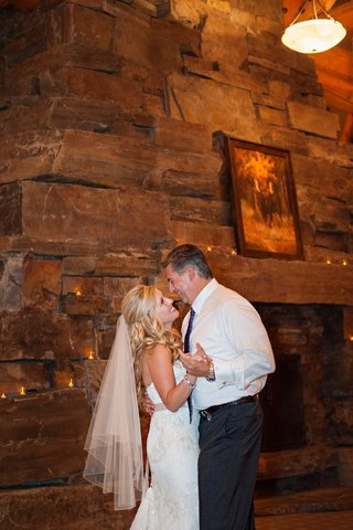 bride-and-groom-in-big-sky-montana-with-first-dance-by-fire-place