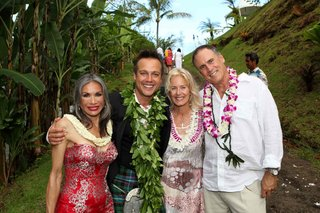 angus-mitchell-co-owner-of-paul-mitchell-systems-with-loved-ones-at-his-wedding-in-hawaii