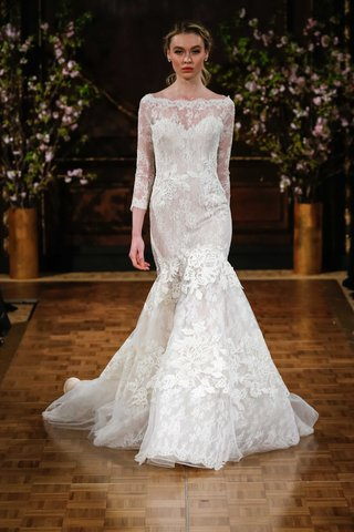 isabelle-armstrong-spring-2017-brooke-lace-wedding-dress-with-3-4-sleeves-trumpet-gown-skirt