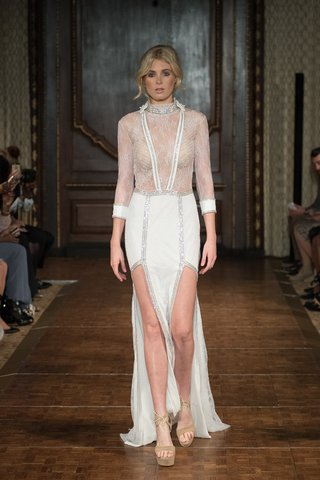 idan-cohen-fall-2017-monica-jeweled-dress-with-embroidery-3-d-flowers-and-high-slits-on-each-leg