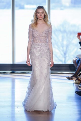 rivini-didi-wedding-dress-three-quarter-sleeves-hand-wrapped-flowers-violet-transparent-bodice