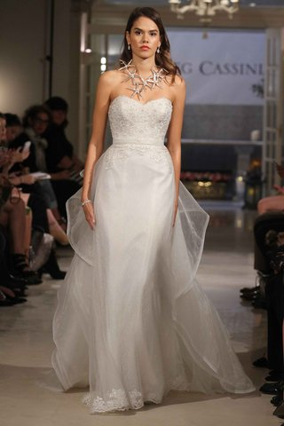 oleg-cassini-spring-2016-strapless-wedding-dress-with-detachable-train-in-back