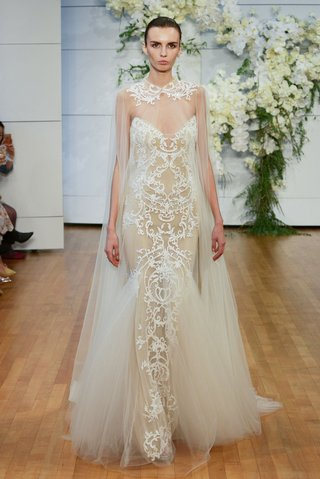 monique-lhuillier-spring-2018-bridal-collection-wedding-dress-bastille-sheer-gown-embroidery