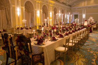 long-red-and-white-tablescapes-renaissance-still-life-art-theme-concept-jewish-florida-wedding-hotel