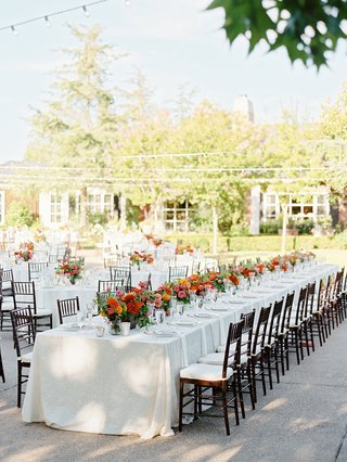 long-wedding-table-at-private-residence-of-brides-parents-and-long-farm-table-decorations