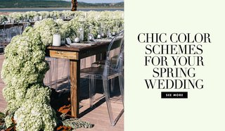 chic-color-schemes-for-your-spring-wedding-ceremony-and-reception-ideas