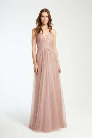 monique-lhuillier-bridesmaids-fall-2016-bridesmaid-dress-in-tulle-with-draped-bodice