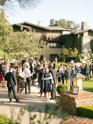 the-lodge-at-torrey-pines-wedding-ceremony-and-reception-cocktail-hour-tray-passed-appetizers-crafts