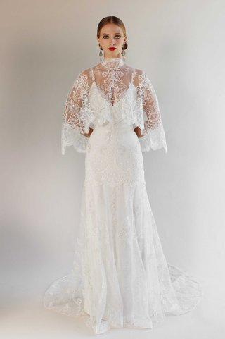 romantique-by-claire-pettibone-spring-2017-california-dreamin-santa-monica-wedding-dress-lace-cape