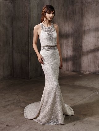 badgley-mischka-bride-2017-adele-sleeveless-wedding-dress-beaded-jewel-neckline-and-waist
