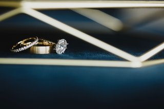 wedding-rings-engagement-ring-oval-cut-diamond-twisted-rope-yellow-gold-band-eternity-band-pave-gold