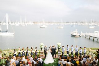 wedding-ceremony-aerial-shot-of-san-diego-harbor-and-bay