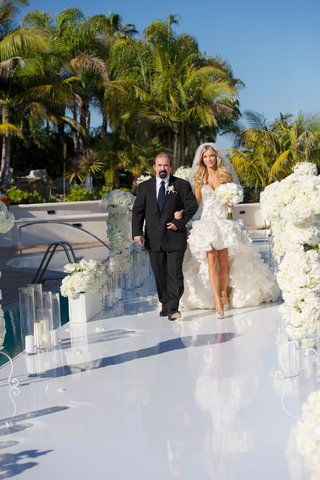 joanna-krupa-walking-down-aisle-with-her-father-at-ceremony