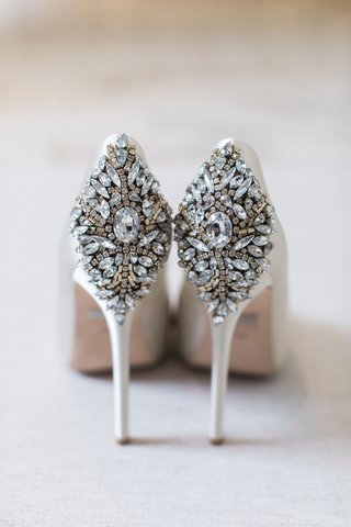 badgley-mischka-wedding-shoes-high-heels-satin-with-crystal-backs-rhinestones-art-deco-wedding