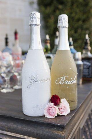 personalized-bottle-with-rhinestone-wedding-titles