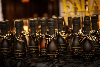 miniature-bottles-of-freixenet-brut-given-as-wedding-favors