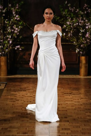 isabelle-armstrong-spring-2017-montana-draped-crepe-wedding-dress-with-beaded-off-shoulder-neckline
