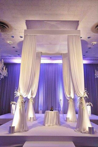 wedding-chuppah-with-drapery-and-fabric