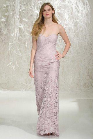 watters-bridesmaids-2016-strapless-lavender-lace-long-bridesmaid-dress