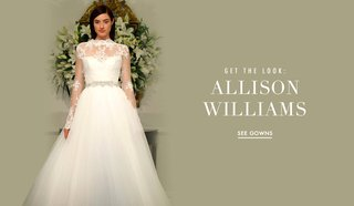 allison-williams-inspired-wedding-dress-with-sheer-sleeves