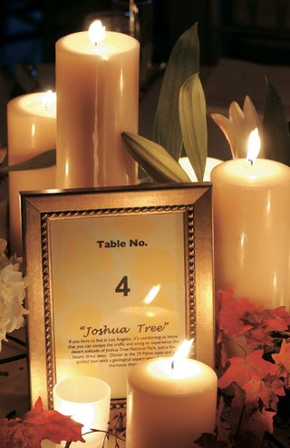 white-and-yellow-table-card-in-silver-frame