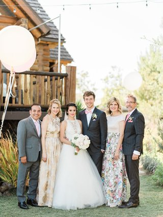 wedding-reception-portraits-youtube-singer-megan-nicole-and-cooper-green-with-parents-mother-bride