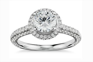 monique-lhuillier-for-blue-nile-halo-diamond-engagement-ring-with-pave-diamond-band