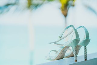 stuart-weitzman-white-bridal-shoes-with-crystal-detailed-heels