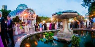 dome-shaped-venue-at-brooklyn-botanic-gardens