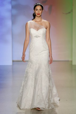 alfred-angelo-2017-disney-fairy-tale-weddings-bridal-pocahontas-one-shoulder-wedding-dress-empire