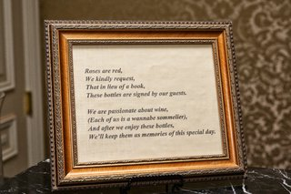 framed-roses-are-red-poem-explaining-guest-book