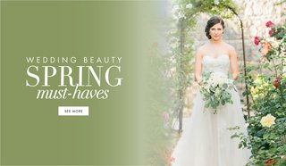 wedding-beauty-products-and-tips-for-spring-brides