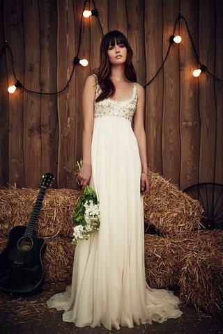 jenny-packham-2017-bridal-collection-candie-empire-waist-wedding-dress-straps-jewel-bodice-sheath
