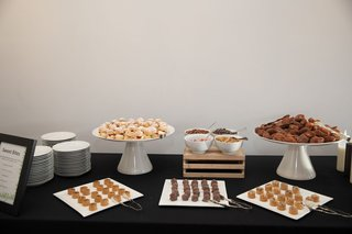 table-with-bite-sized-desserts-at-bridal-shower
