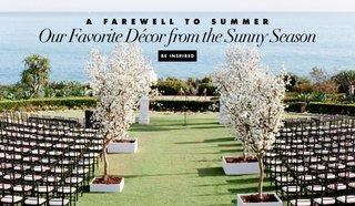 farewell-summer-decor-favorites-season-sunny-outdoors-alfresco-ceremony-reception