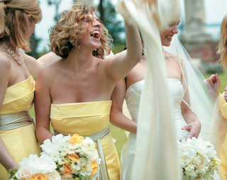bride-celebrating-with-her-fun-bridesmaids