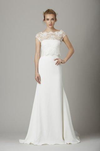 lela-rose-wedding-dress-with-lace-cap-sleeve-top-overlay