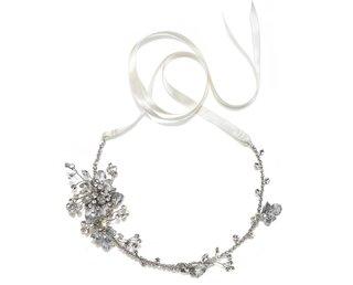 silver-flower-halo-headpiece-headband-with-white-ribbon-untamed-petals-amanda-judge