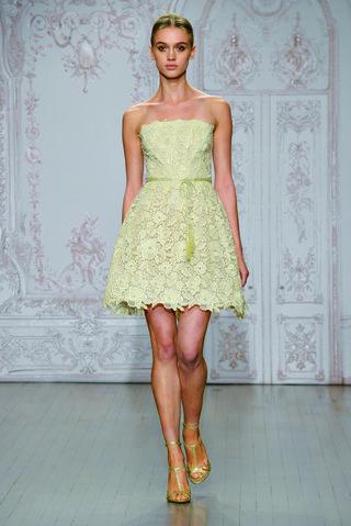 short-lime-green-dress-by-monique-lhuillier-fall-winter-2015