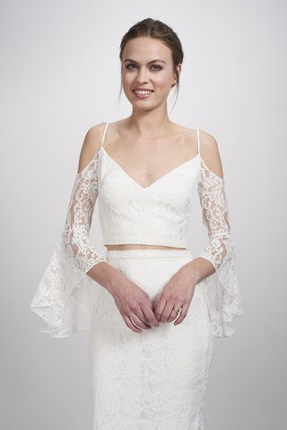 lacy-bridal-top-with-a-v-neckline-thin-straps-and-off-the-shoulder-sleeves-with-lace-details-by-th