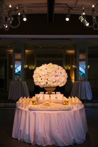 escort-card-and-guestbook-table-at-wedding-reception