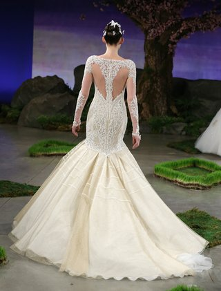 ines-di-santo-brie-fit-and-flare-wedding-dress-with-illusion-neckline-and-long-sleeves