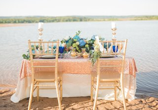 sweetheart-table-on-the-lake-shore-styled-shoot-sequin-linen-on-sand
