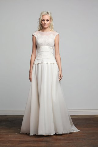 joy-collection-barbara-kavchok-spring-2018-samantha-high-neck-cap-sleeve-wedding-dress-lace-bands