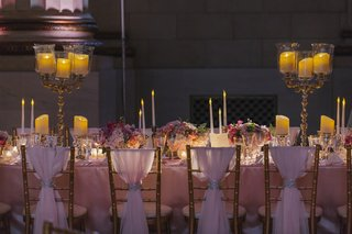 gold-chairs-covered-with-sheer-fabric-and-jewels
