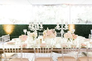 calamigos-ranch-tented-wedding-reception-crystal-candelabra-and-clear-chiavari-chairs-blush-floral