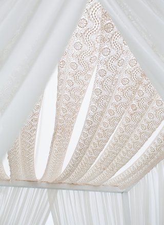 jewish-chuppah-of-billowing-fabric-and-champagne-lace